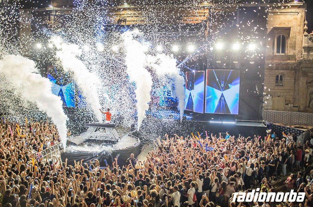 Battiti Live 2019: dove si svolgerà lo show di Radionorba 34 Battiti Live 2019: dove si svolgerà lo show di Radionorba