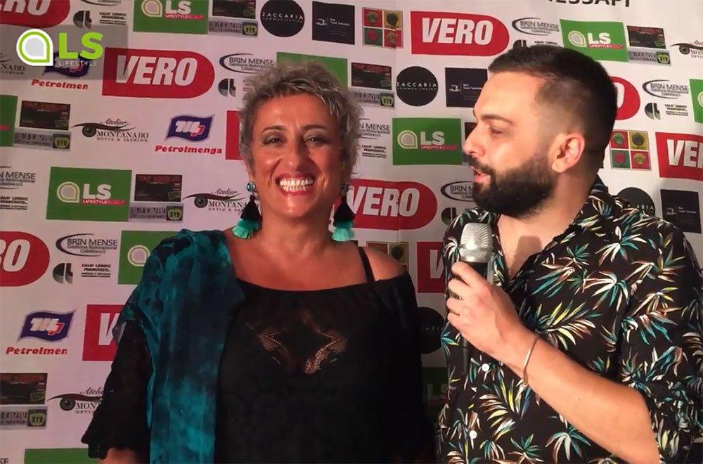 lucianna de falco - Lucianna De Falco al Festival dei Messapi