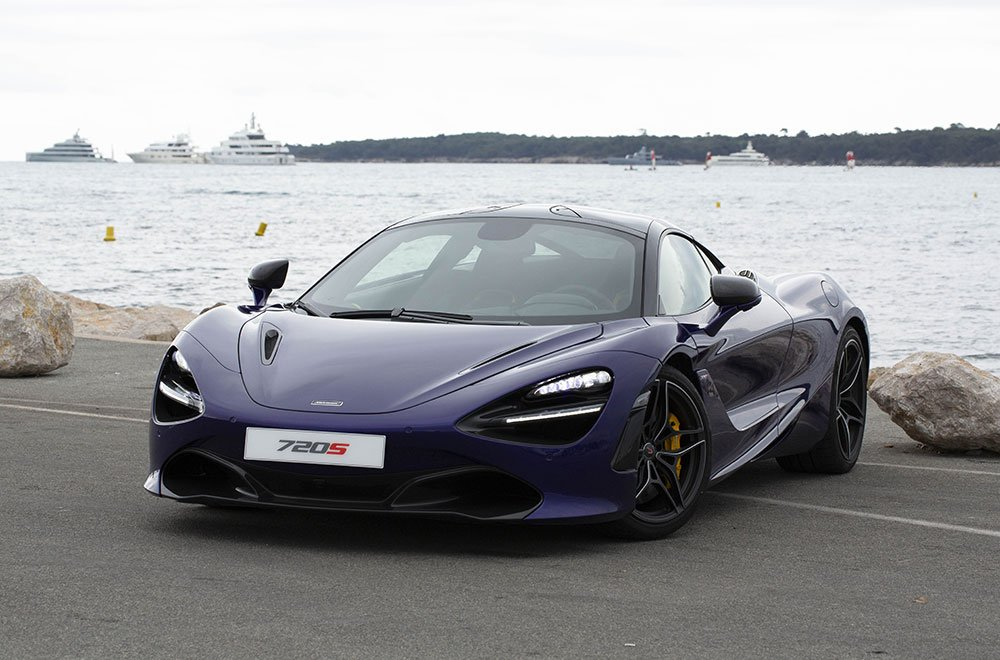 McLaren 720s, la prova su strada 34 McLaren 720s, la prova su strada
