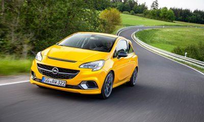 La nuova Opel Corsa GSi 9 La nuova Opel Corsa GSi