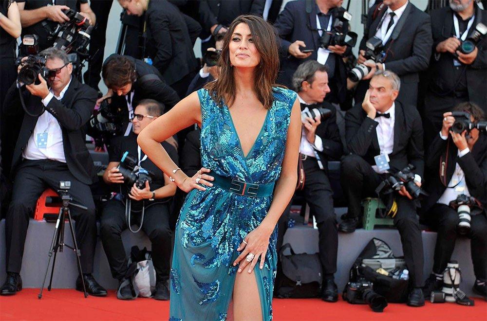 Venezia75, Premio Diva e Donna dell'anno a Elisa Isoardi 6 Venezia75, Premio Diva e Donna dell'anno a Elisa Isoardi