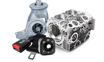 La marcatura laser sui componenti automotive 70 La marcatura laser sui componenti automotive