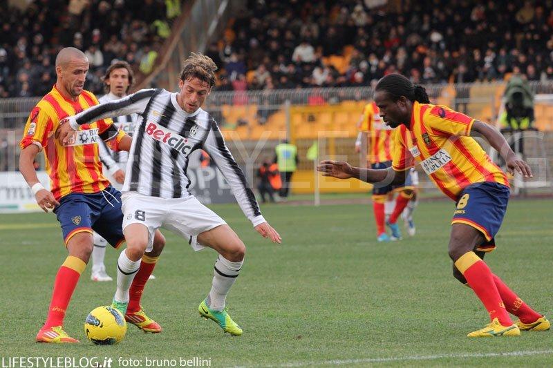 Claudio Marchisio in azione