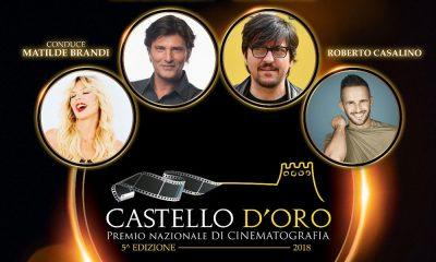 Premio Castello D'Oro 2018 62 Premio Castello D'Oro 2018