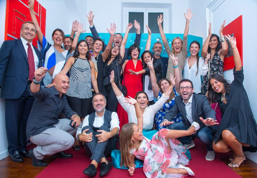 Fluendo, centinaia di VIP per l'inaugurazione della nuova sede romana 18 Fluendo, centinaia di VIP per l'inaugurazione della nuova sede romana