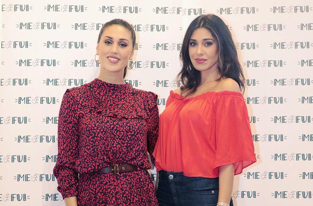 Belen e Cecilia Rodríguez presentano la collezione 2019 7 Belen e Cecilia Rodríguez presentano la collezione 2019