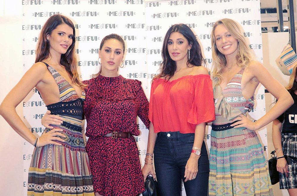 Belen e Cecilia Rodríguez presentano la collezione 2019 6 Belen e Cecilia Rodríguez presentano la collezione 2019