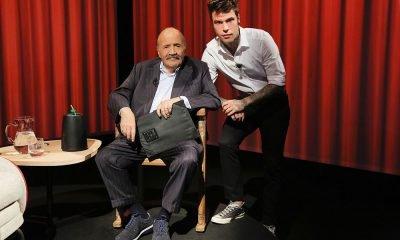 Fedez da Maurizio Costanzo per L'Intervista (17 settembre 2018) 72 Fedez da Maurizio Costanzo per L'Intervista (17 settembre 2018)