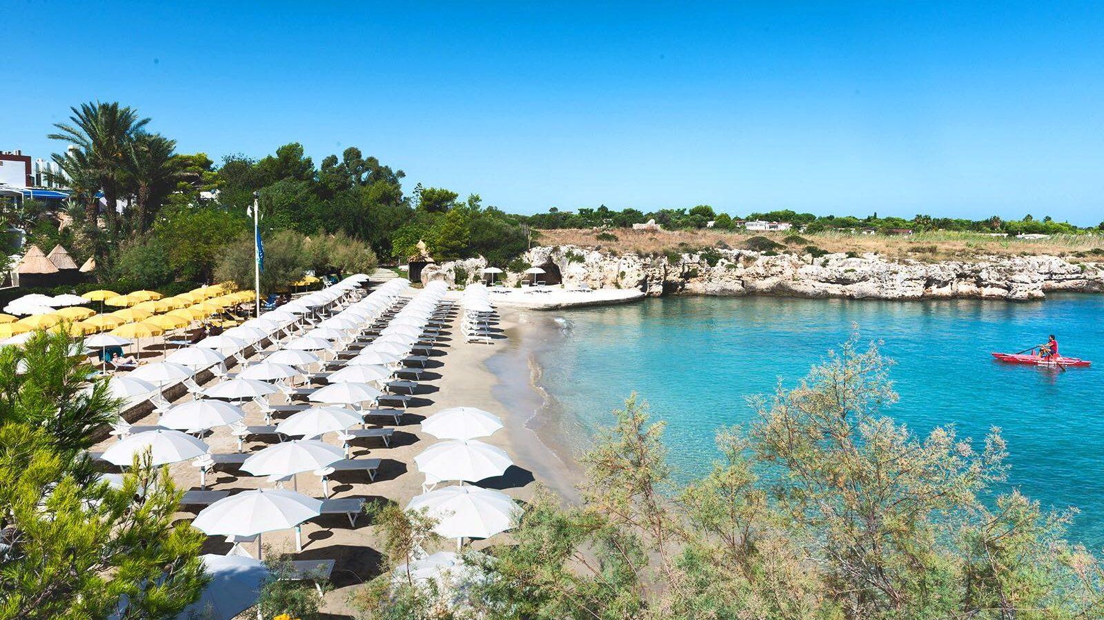 La migliore spiaggia italiana 2019 è a Polignano 18 La migliore spiaggia italiana 2019 è a Polignano