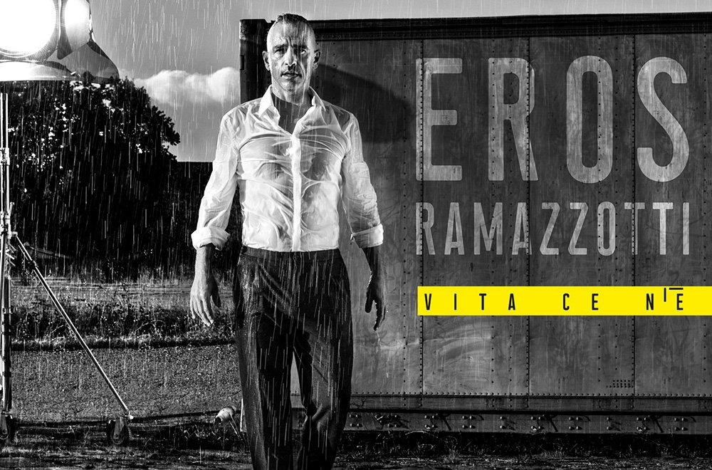 Eros Ramazzotti annuncia il nuovo album 34 Eros Ramazzotti annuncia il nuovo album