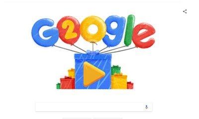 Google compie 20 anni 14 Google compie 20 anni
