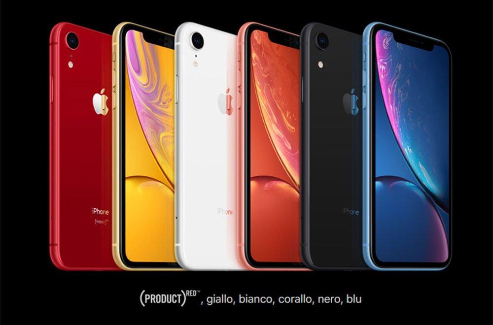 I nuovi iPhone: caratteristiche, foto e prezzi 8 I nuovi iPhone: caratteristiche, foto e prezzi