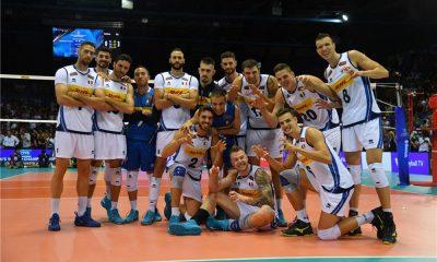Mondiali Volley 2018: risultati e classifica dopo la 5° giornata 28 Mondiali Volley 2018: risultati e classifica dopo la 5° giornata