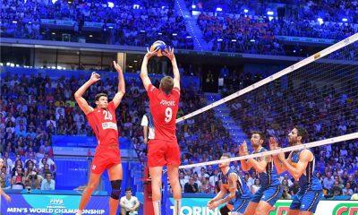 Mondiali Volley 2018: Italia battuta, vince la Serbia 3-0 18 Mondiali Volley 2018: Italia battuta, vince la Serbia 3-0
