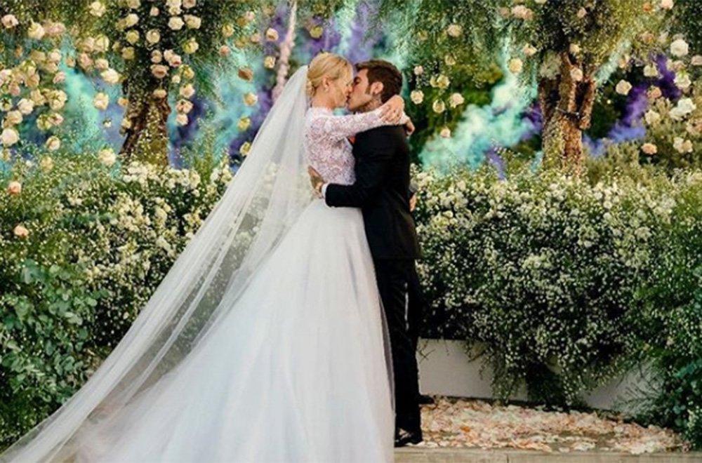 Chiara Ferragni - Fedez: il matrimonio più social dell'anno 7 Chiara Ferragni - Fedez: il matrimonio più social dell'anno