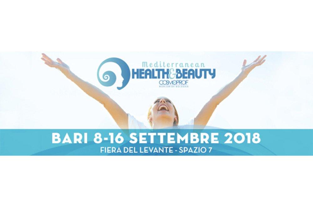 Mediterranean Health & Beauty Alla Fiera Del Levante