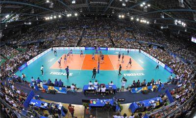 Mondiali Volley 2018: i risultati della prima fase 24 Mondiali Volley 2018: i risultati della prima fase