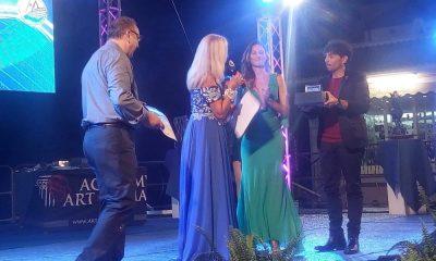 Noemi Giangrande: l'attrice premiata a Palinuro 48 Noemi Giangrande: l'attrice premiata a Palinuro