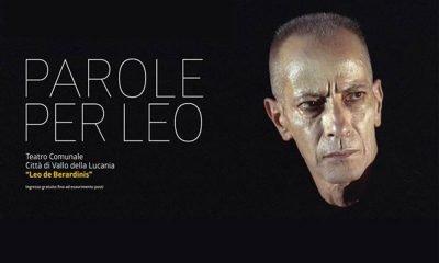 Parole per Leo, a Vallo della Lucania 72 Parole per Leo, a Vallo della Lucania