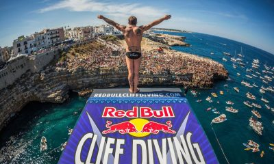 Red Bull Cliff Diving 2018: la tappa di Polignano a Mare 40 Red Bull Cliff Diving 2018: la tappa di Polignano a Mare