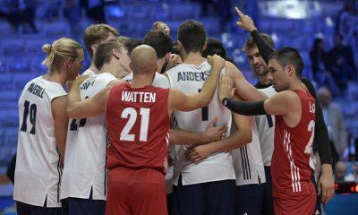 Mondiali Volley 2018: Stati Uniti in semifinale, Russia fuori 16 Mondiali Volley 2018: Stati Uniti in semifinale, Russia fuori