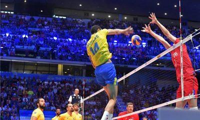 Mondiali Volley 2018: Il Brasile vince la prima gara della Final Six 20 Mondiali Volley 2018: Il Brasile vince la prima gara della Final Six