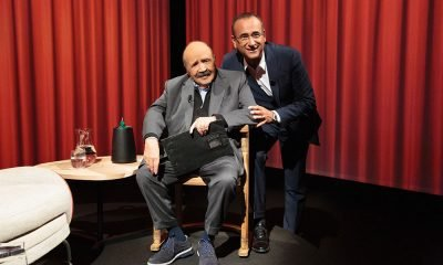 L'Intervista: la puntata del 18 ottobre 2018 con Carlo Conti 7 L'Intervista: la puntata del 18 ottobre 2018 con Carlo Conti