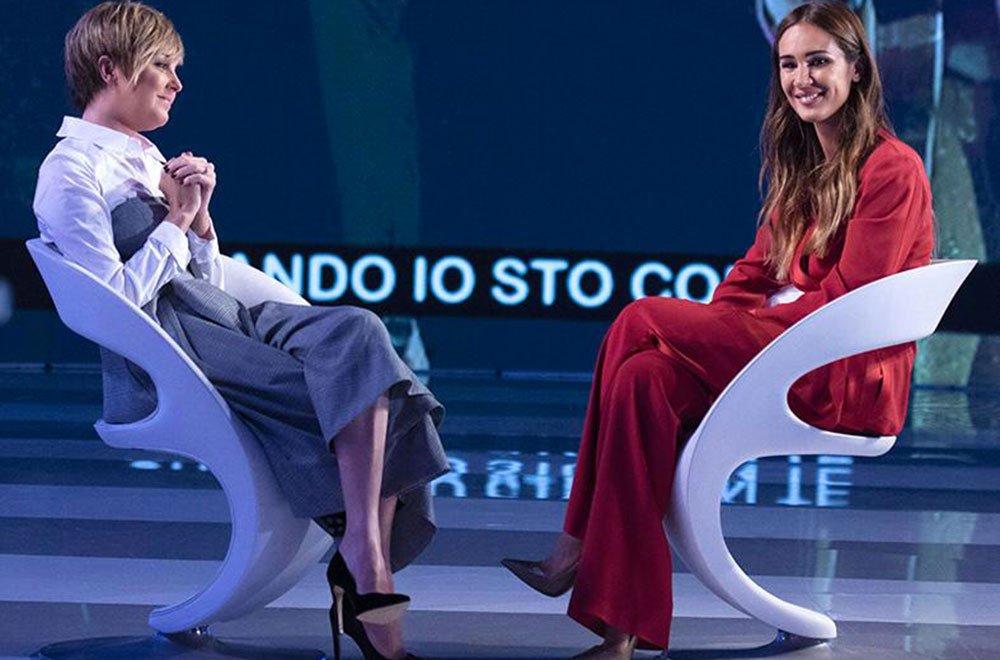 Nadia Toffa a Verissimo (13 ottobre 2018) 34 Nadia Toffa a Verissimo (13 ottobre 2018)