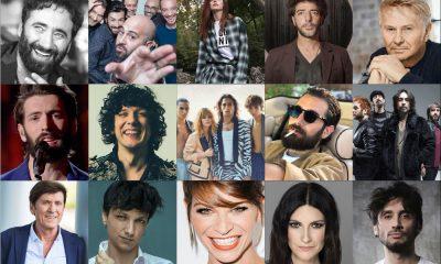Le più belle canzoni d'amore italiane del 2018 72 Le più belle canzoni d'amore italiane del 2018