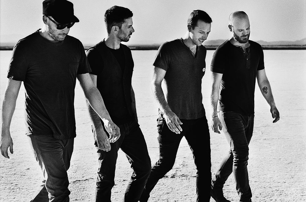 Coldplay: il nuovo album 2018 | Life style blog