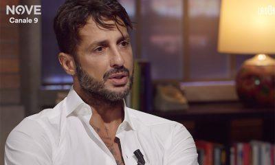 Fabrizio Corona ospite de La Confessione 22 Fabrizio Corona ospite de La Confessione