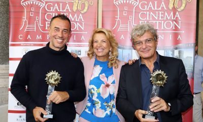 Galà del Cinema e della Fiction in Campania 2018 62 Galà del Cinema e della Fiction in Campania 2018