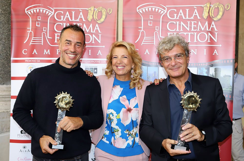 Galà del Cinema e della Fiction in Campania 2018 6 Galà del Cinema e della Fiction in Campania 2018