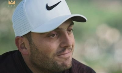 I signori del golf: Francesco Molinari 8 I signori del golf: Francesco Molinari