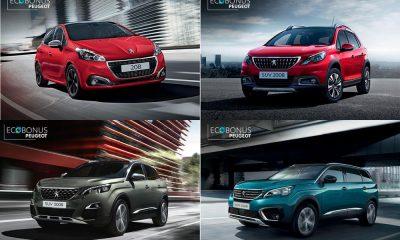 Ecobonus Peugeot: nuove opportunità per acquistare una nuova auto facendo un favore all'ambiente 5 Ecobonus Peugeot: nuove opportunità per acquistare una nuova auto facendo un favore all'ambiente