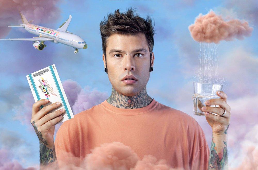 Paranoia Airlines, il nuovo album 2019 di Fedez 5 Paranoia Airlines, il nuovo album 2019 di Fedez