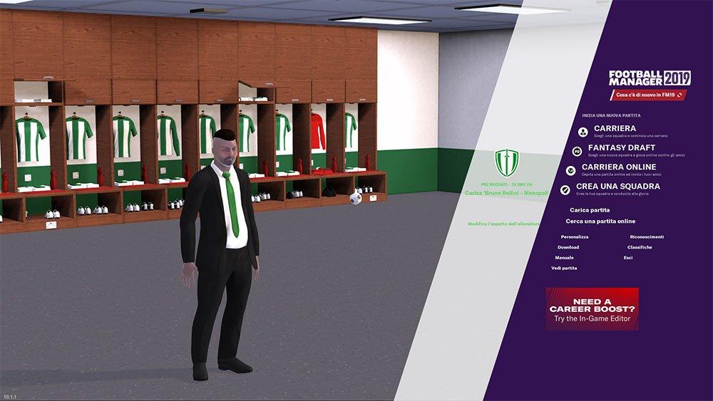 Football Manager 2019: la recensione del gioco 7 Football Manager 2019: la recensione del gioco