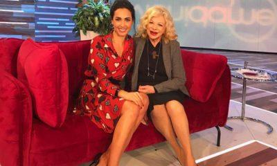 Sandra Milo a Vieni da me (5 novembre 2018) 17 Sandra Milo a Vieni da me (5 novembre 2018)