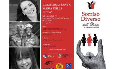 """Violenza sulle donne: a Roma """"Sorriso Diverso delle Donne"""" 38 Violenza sulle donne: a Roma """"Sorriso Diverso delle Donne"""""""