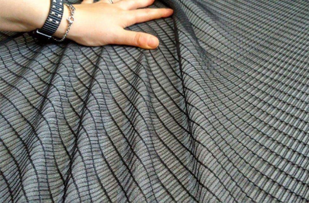 Nel mondo della moda l'innovazione arriva dai tessuti tecnici 9 Nel mondo della moda l'innovazione arriva dai tessuti tecnici