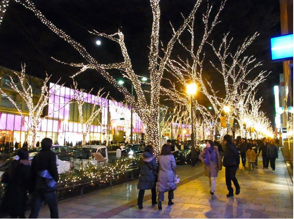 Natale 2018: cosa vedere e fare a Tokyo 15 Natale 2018: cosa vedere e fare a Tokyo