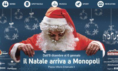 Natale 2018: a Monopoli c'è Natus 10 Natale 2018: a Monopoli c'è Natus