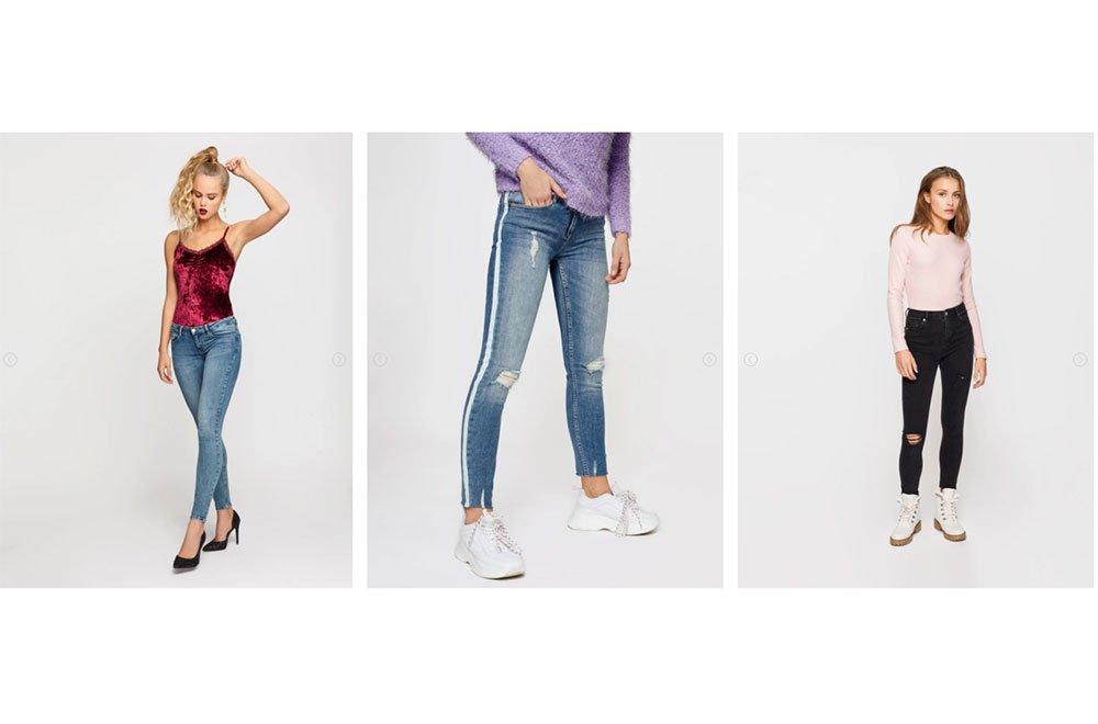 Abbigliamento donna, le tendenze 2018/2019 34 Abbigliamento donna, le tendenze 2018/2019