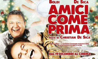 Amici come prima con Massimo Boldi e Christian De Sica 28 Amici come prima con Massimo Boldi e Christian De Sica