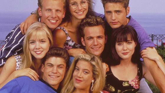 Beverly Hills 90210, torna la serie tv? 11 Beverly Hills 90210, torna la serie tv?