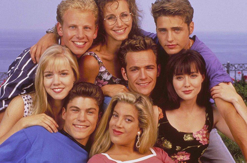 Beverly Hills 90210, torna la serie tv? 7 Beverly Hills 90210, torna la serie tv?