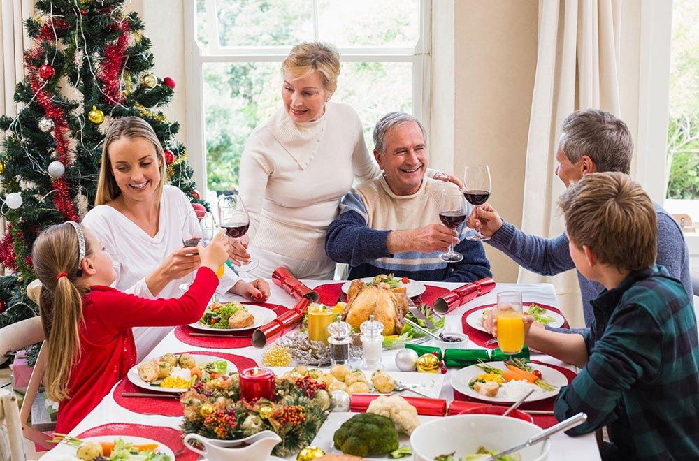 Quante calorie assumeranno gli Italiani a Natale? 6 Quante calorie assumeranno gli Italiani a Natale?