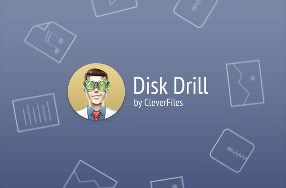 Disk Drill: il software di recupero dati 9 Disk Drill: il software di recupero dati