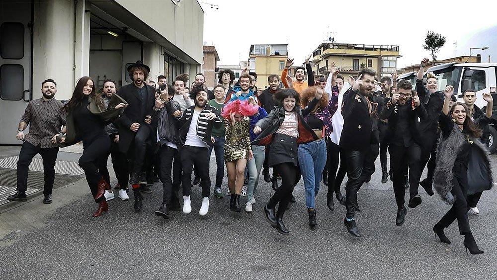 Sanremo Giovani 2018 su Rai 1 (17 - 21 dicembre) 34 Sanremo Giovani 2018 su Rai 1 (17 - 21 dicembre)