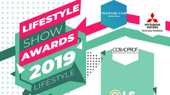 Lifestyle Show Awards 2019: i vincitori della categoria LIFESTYLE 19 Lifestyle Show Awards 2019: i vincitori della categoria LIFESTYLE